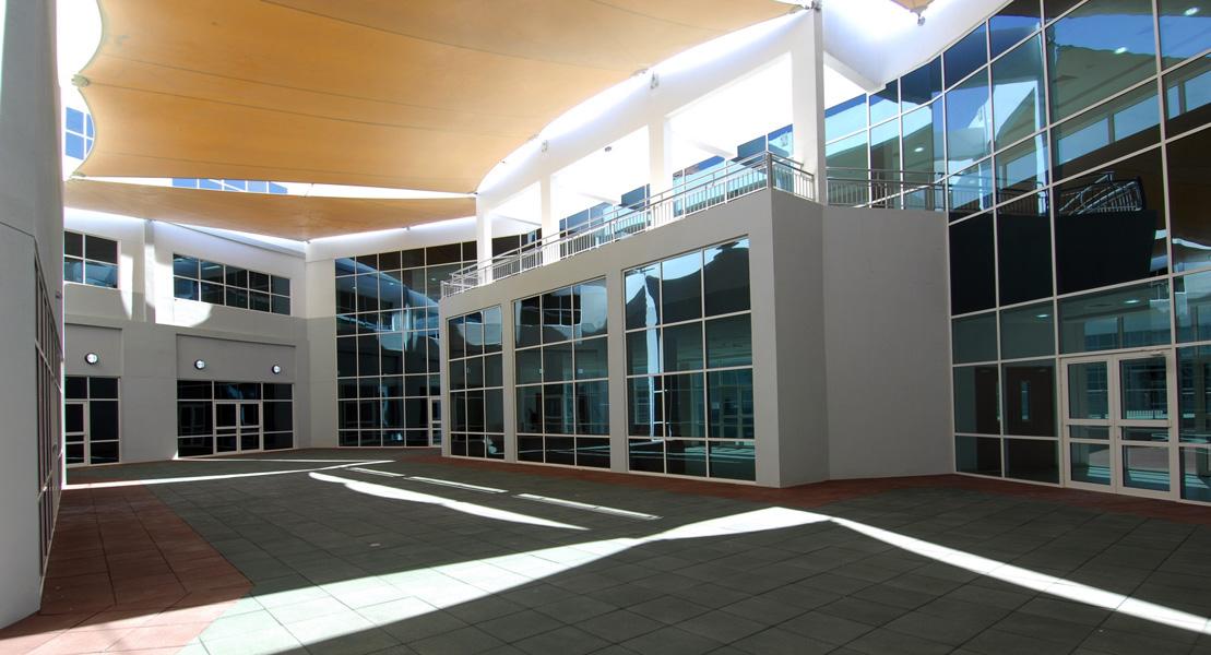 Cpg Consultants Dubai Modern High School