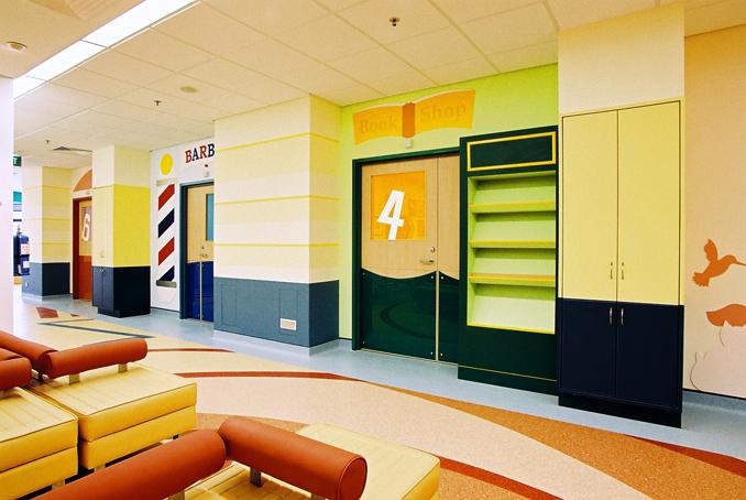 CPG Consultants - Ward 52 @ KK Women's & Children's Hospital