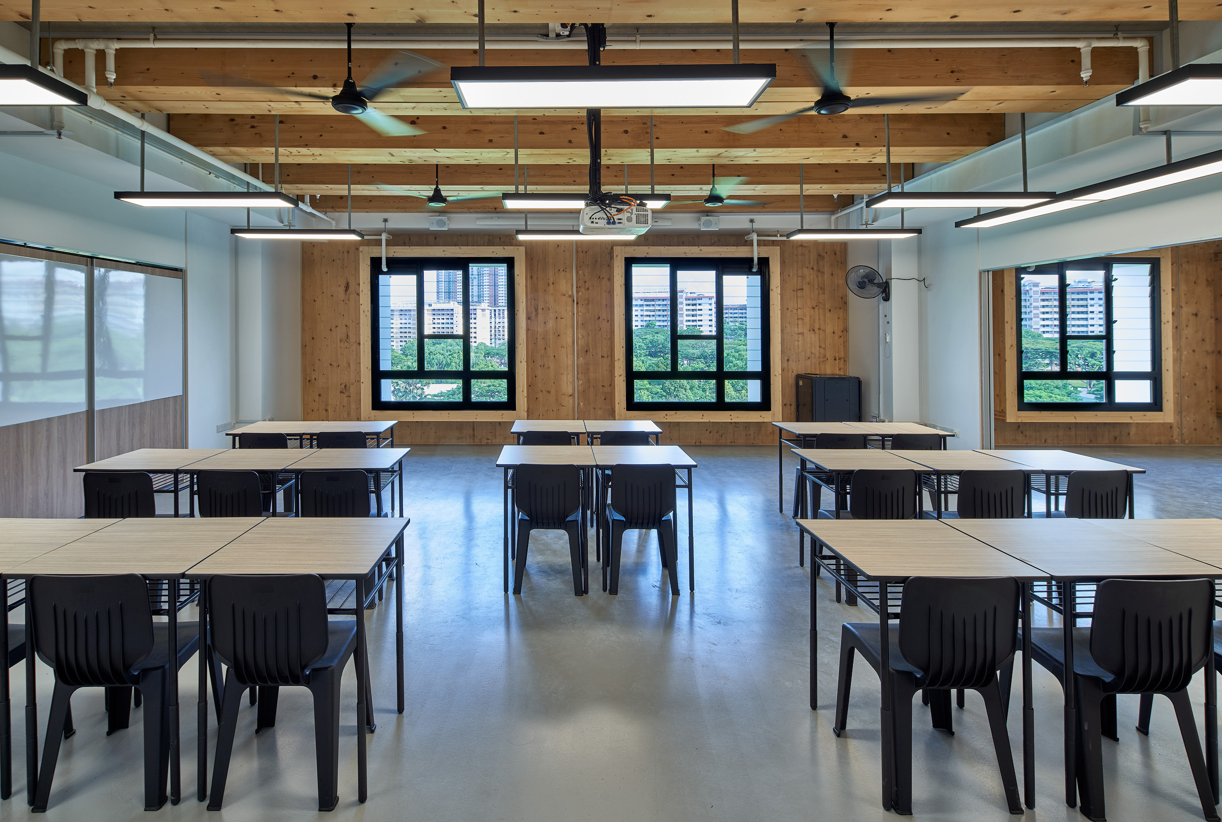 Using Mass Engineered Timber improves environmental sustainability
