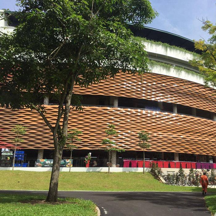 新加坡巴西立小贩中心