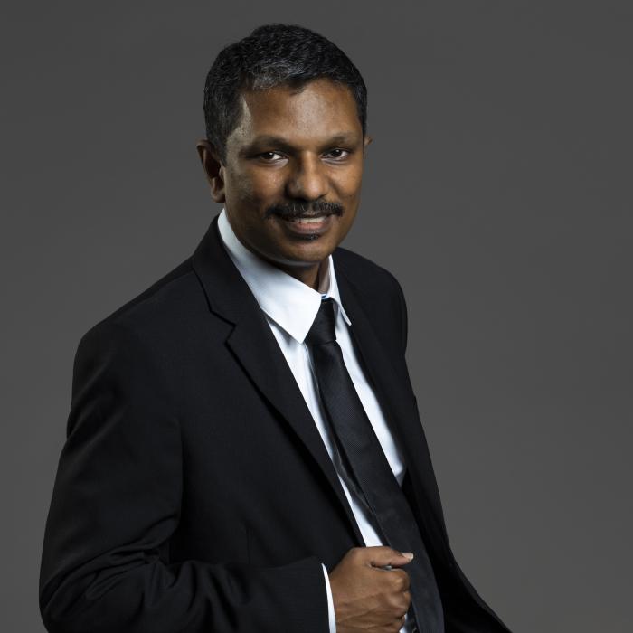 Shankar N Ramasamy